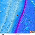 Terremoto 6 grados islas Kermadec