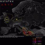 Alerta en Grecia y Turquía por lluvias
