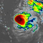 Un huracán tras otro en Bermudas