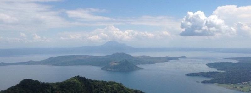 Alerta del volcán Taal (Filipinas)