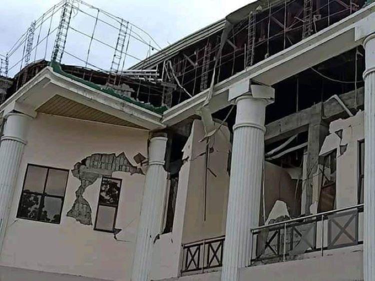 Terremoto mortal de 6,8 grados sacude Mindanao (Filipinas)