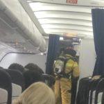 Incidentes aéreos de dos aviones de pasajeros