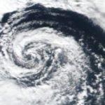 """El huracán """"Pablo"""", un huracán que hace historia"""