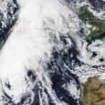 Alerta Irlanda por el huracán Lorenzo