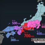 """inminente llegada del supertifón """"Hagibis"""" a Japón"""