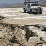 """Científicos descubren una secuencia de rupturas """"tipo dominó"""" consecuencia de la Secuencia de Terremotos de Ridgecrest, California (Estados Unidos)"""
