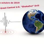 Simulacro de terremoto dentro de la Zona Sísmica de Nueva Madrid