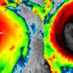 Dúo de tifones: Neoguri y Bualoi en el Oeste del Pacífico