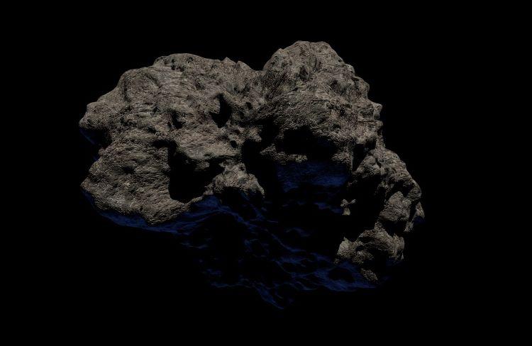 NASA monitorea tres asteroides que se dirigen hacia la Tierra