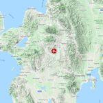 Potente terremoto de 5,9 grados en Mindanao (Filipinas)