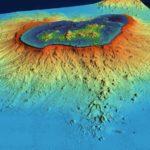 La erupción submarina del volcán cerca de la isla Mayotte, no cesa
