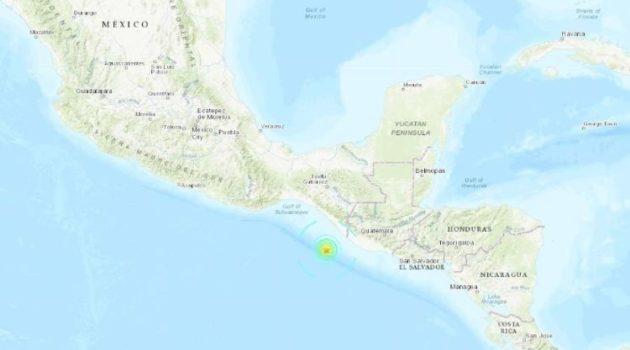 Terremotos en el mundo, desde el 18 de noviembre de 2019, superiores a 5,5 grados
