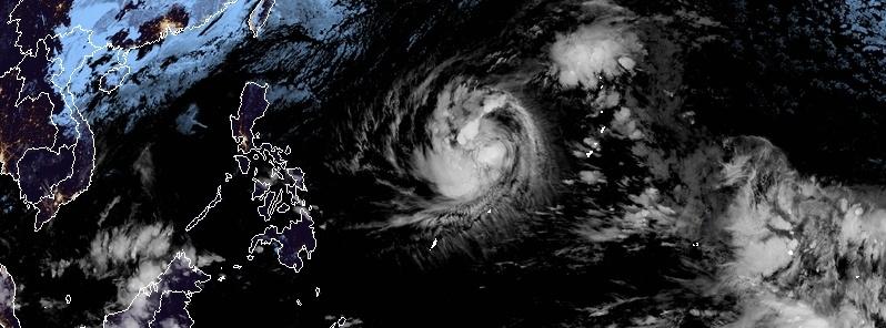 Kammuri, convertido en tifón, podría alcanzar Filipinas próximamente