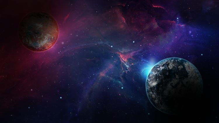 Astrónomos descubren un planeta del tamaño de la Tierra.