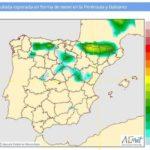 Alerta de nivel 1 en varios paises del mediterraneo. Tunez, Italia etc.
