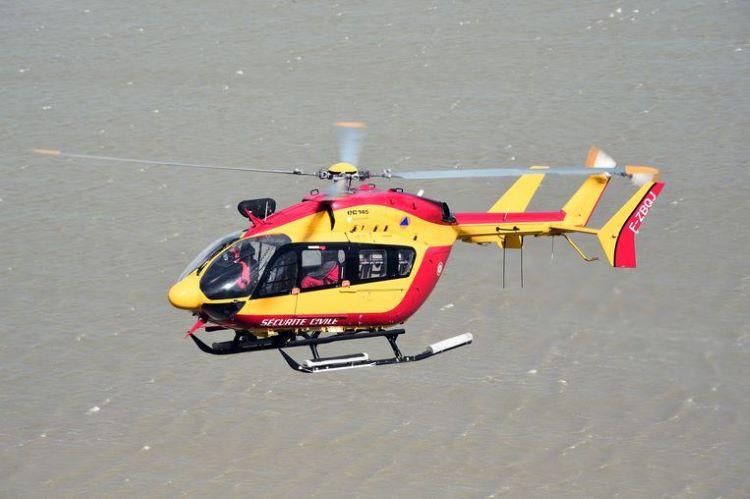 Helicóptero de rescate se estrella en la región de Var (Francia)