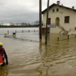 Tres víctimas mortales por lluvias e inundaciones en Francia.