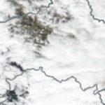 La nevada más intensa en 40 años en Kashmir (India)