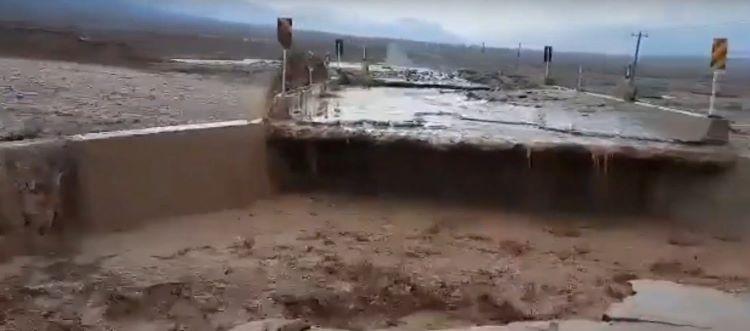 Inundaciones extremas causan al menos 10 muertos en Irán