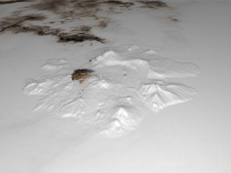 Explosiones en el volcán Semisopochnoi activan la alerta roja (Alaska)