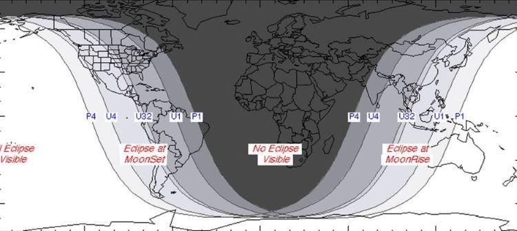 No te pierdas el próximo Super Eclipse de Luna de Sangre- 25-05-2021