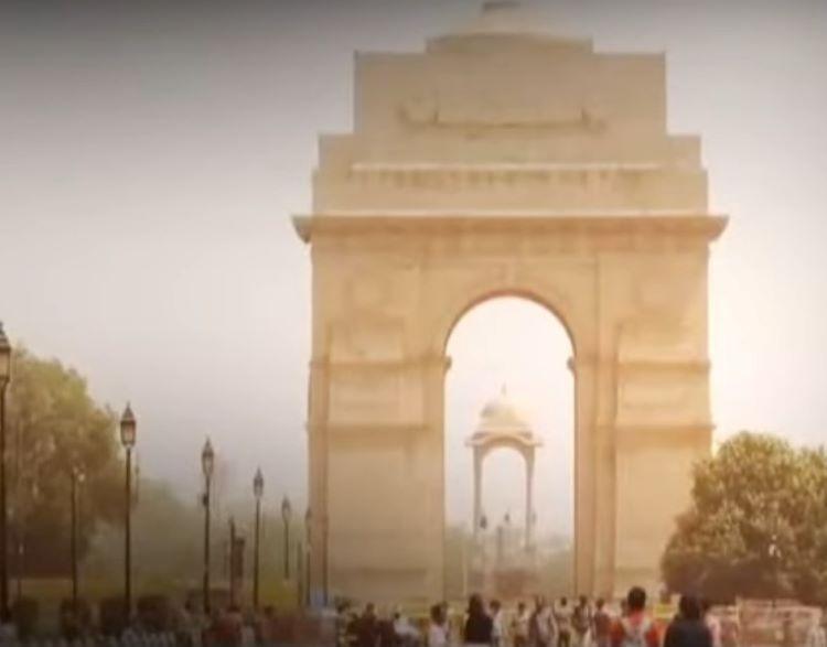 Uno de los meses de junio más fríos en Delhi (India)