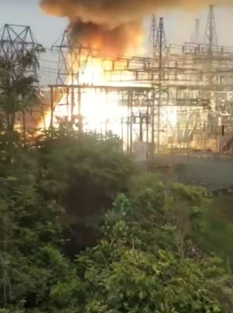 Apagón eléctrico masivo en Puerto Rico