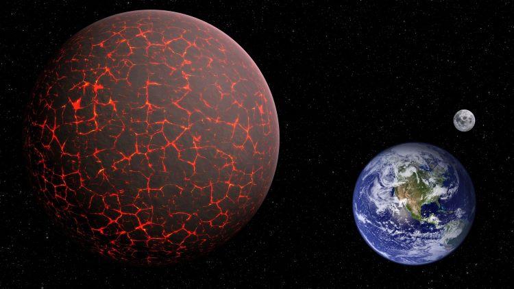 """Descubren un objeto """"parpadeante"""" en el centro de nuestra galaxia"""
