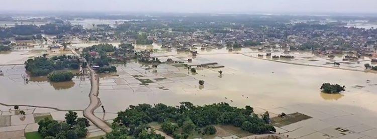 Inundaciones y deslizamientos de tierras causan al menos 51 muertos en Nepal