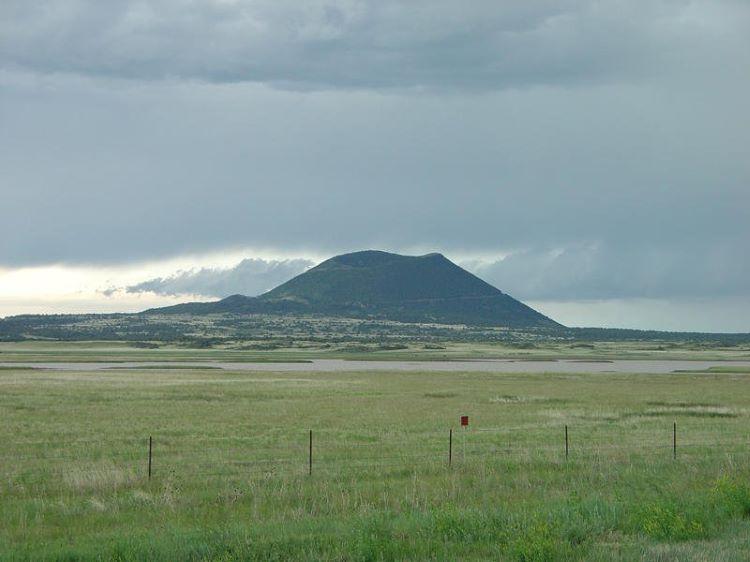 Seísmos cerca del Pico Capulín, en Nuevo México, ¿serán indicativos del despertar del volcán?